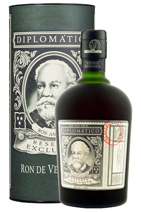 Rum Diplomatico Reserva Esclusiva astucciato cl 70