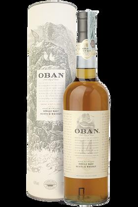Scotch whisky Oban Single malt 14 years cl 70 Astucciato