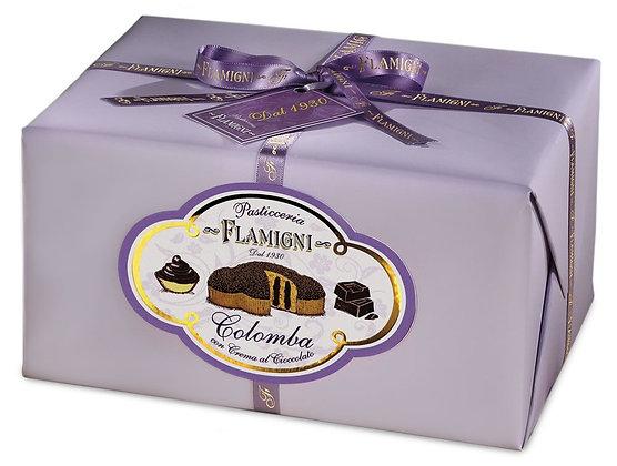 Colomba Flamigni doppio cioccolato 1 kg