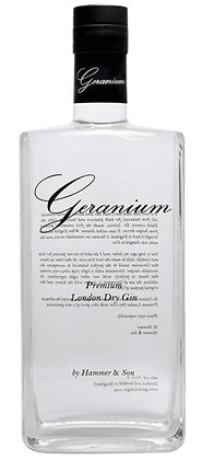 Gin Geranium London dry cl 70