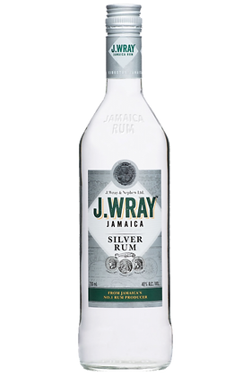 Jamaica Rum J.Wray Silver cl 100