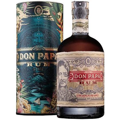 Rum Don Papa cl 70 astucciato