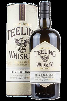 Irish whiskey Teeling Small batch cl 70 Astucciato