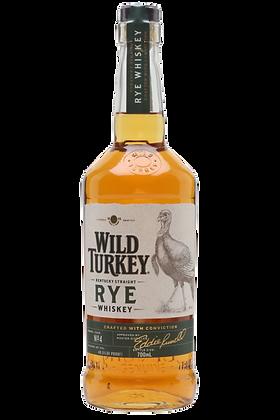 Whisky Kentuky Steaight bourbon Wild Turkey Rye cl 70
