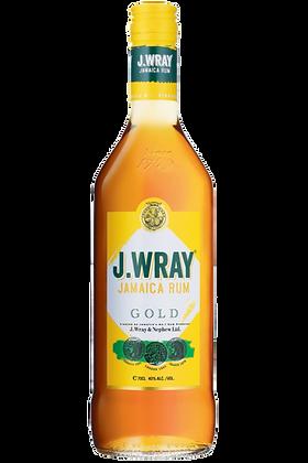 Jamaica Rum J.Wray Gold cl 100