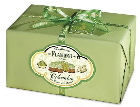 Colomba Flamigni con crema al pistacchio 1 kg