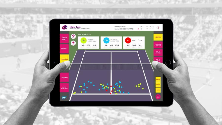 WTA app