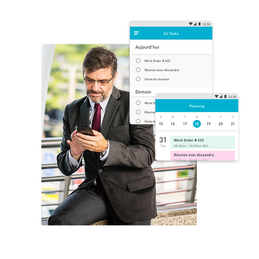 Task managment and Planning Ap for Employees by Symantra