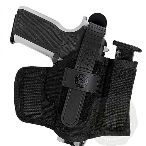 Holster plaquette