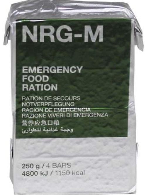 Ration de secours NRG-M