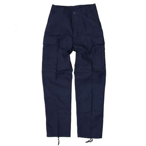 Pantalon bdu bleu