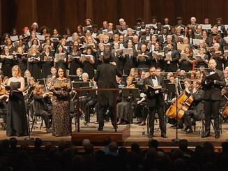 Verdi's Requiem is a signature piece for Ms. James