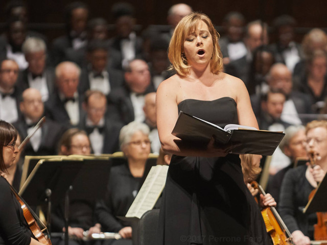 Regularly featured in great symphonic and oratorio works