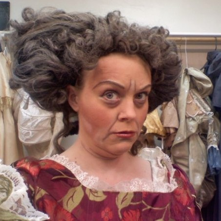 Enjoys comical roles such as Marcellina in contrast to the darker, serious roles she often portrays