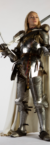 Female Knight Reference Pictures