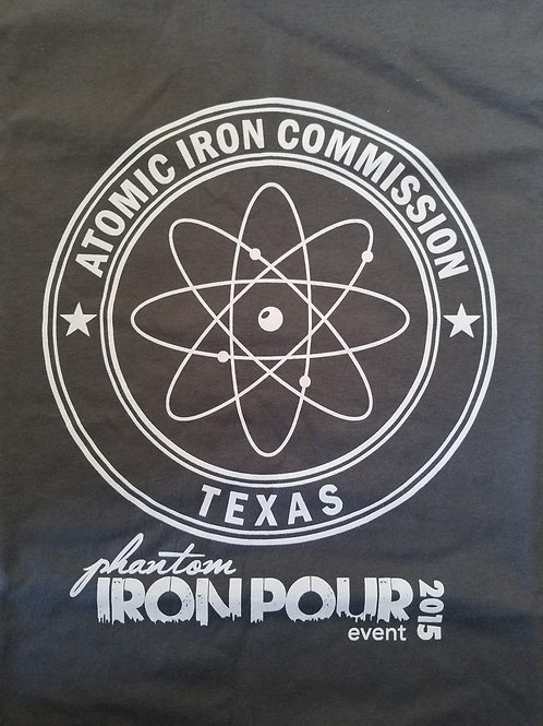 Iron Pour Tee (sales tax included)