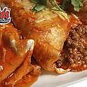Traditional Enchiladas-Touchless Menu