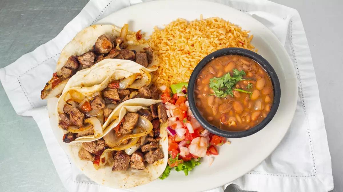 Tacos al Carbon