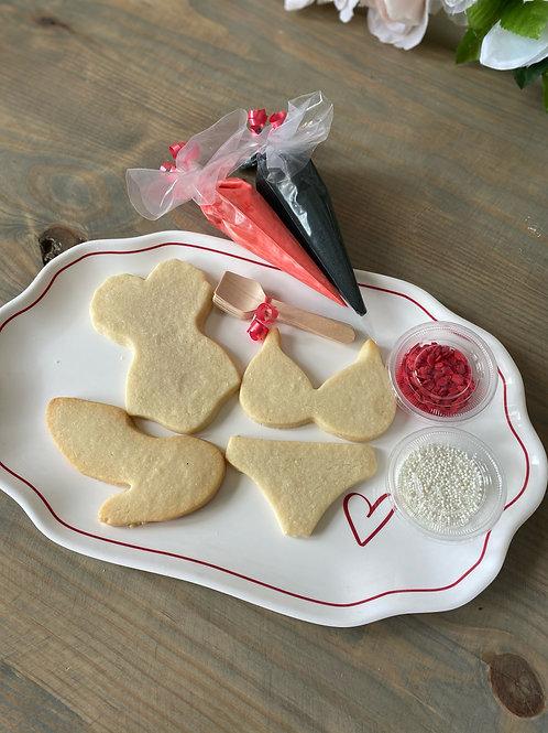 Bachelorette Party Cookie Kit
