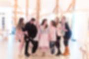 NC wedding planning team