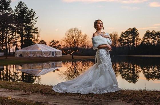 Bundle Up Buttercup: Outdoor Weddings in NC
