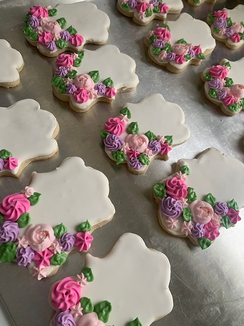 Decorated Cookies- Dozen