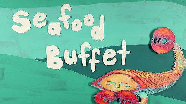 Seafood Buffet Title