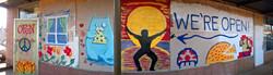 Paint for Peace Papa Johns Ferguson.