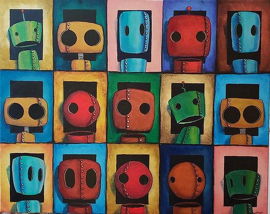"""""""Ro-Boxes""""(prints)"""