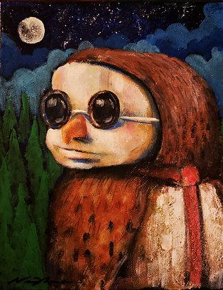 Roy Owl-bison