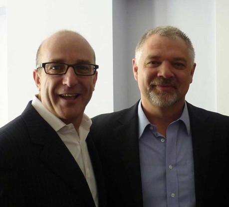 Steve Crabb & Paul McKenna