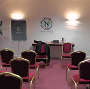 NLP Prac training room
