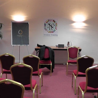 NLP Prac training room