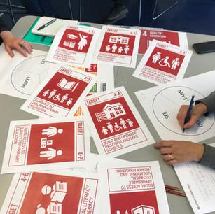 Designing design education