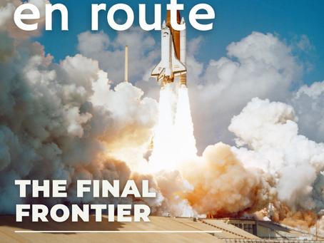Episode 39: The Final Frontier- Michael Siegel on Space Exploration
