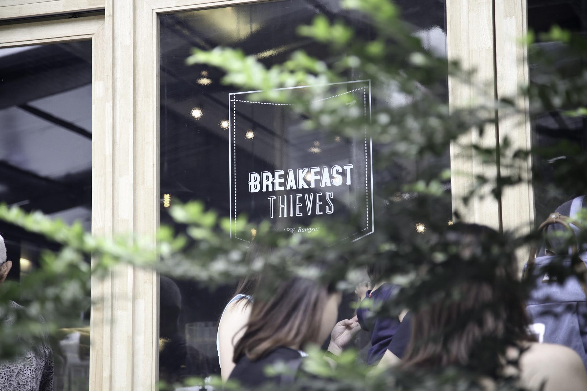 Breakfast Thieves KL