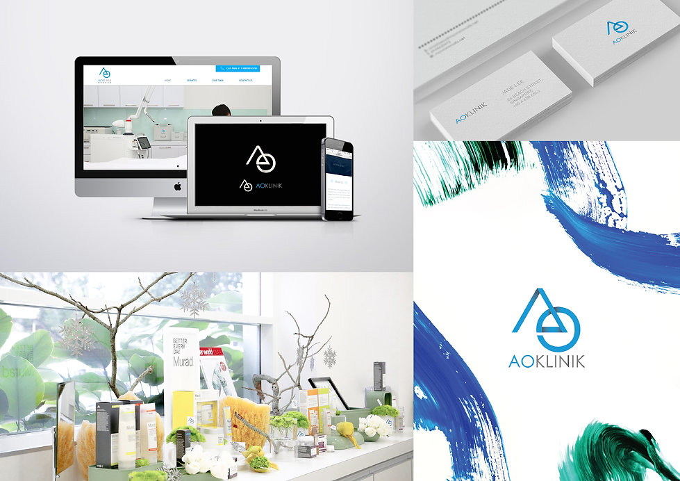 Creative Design House in Singapore. Fashion Illustrator in Singapore. Maternity Photographer in Singapore. AOKLINIK aesthetic clinic in Penang.