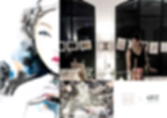 Creative Design House in Singapore. Fashion Illustrator in Singapore. Visual Artist in Singapore. Photography and Illustration Exhibition in Singapore.