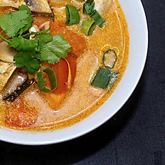 9. Tom Yam Gung Soup
