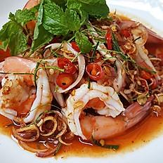 6. Plaa Gung พล่ากุ้ง ( 2 pcs )