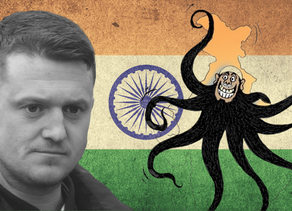 British far-right adopts Indian hate campaign blaming Muslims for coronavirus