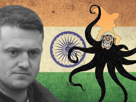 British far-right adopts Indian hate campaign blaming Muslims for coronavirus