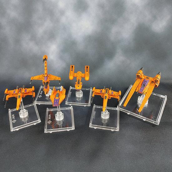 The Alphabet Squadron (FFG) X-wing