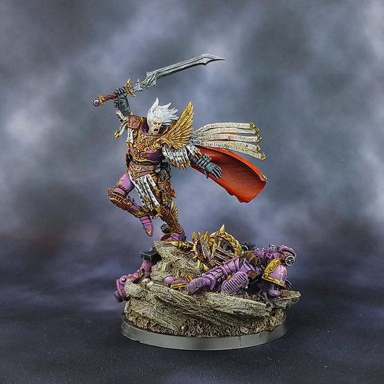 Primarch Fulgrim (GW) WH40K Chaos