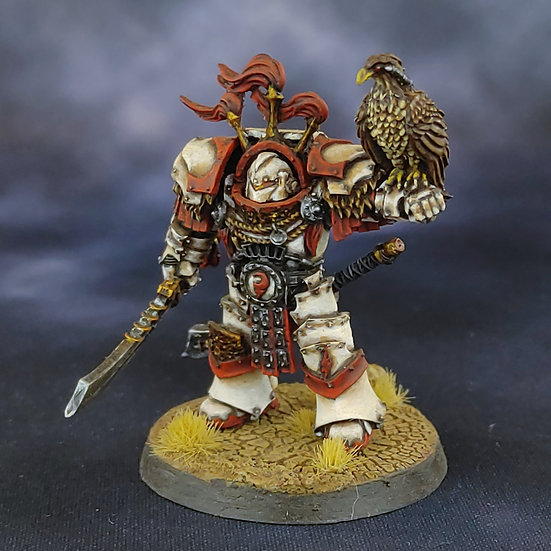Legion Praetor (GW) WH30K White Scars