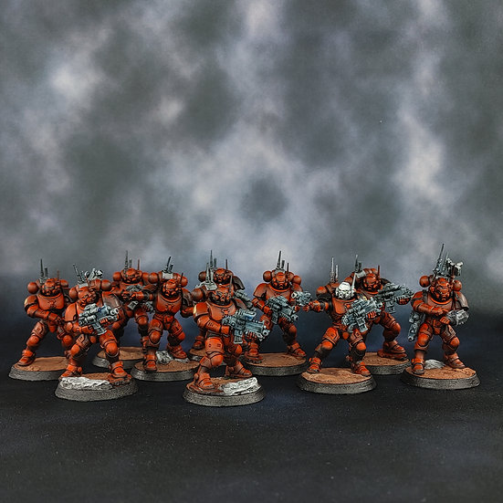 Crossing the Primaris Rubicon (GW) WH40K Blood Angels