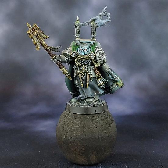 Chaplain Asmodai, The Master Interrogator (GW) WH40K Dark Angel