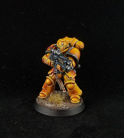30th Anniversary Space Marine (GW) WH40K Imperial Fist