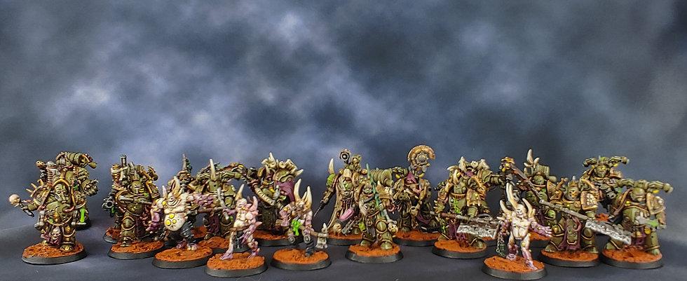 Shepherds of Contagion (GW) WH40K Kill Team Death Guard