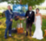 Wedding Painting Dan Nelson